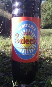 MMMmm Selecto, drink of the desperate.