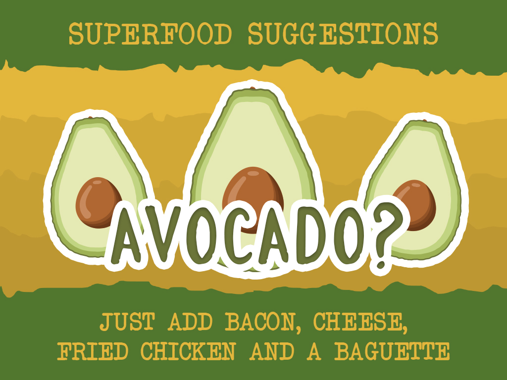 Superfood-Avocado