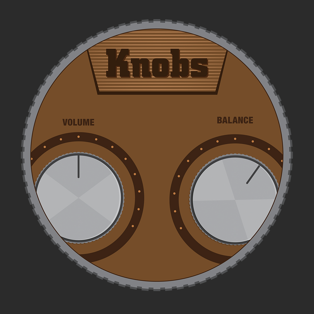 Retro Knobs